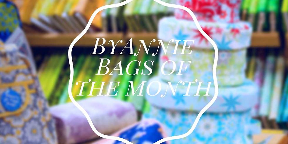 By Annie 2021 Bag Of The Month Club - VIRTUAL