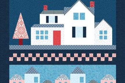 Hometown Pattern by Amanda Murphy