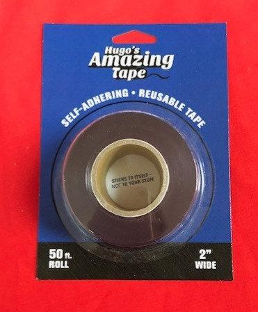 Hugos amazing tape 2in x 50 feet