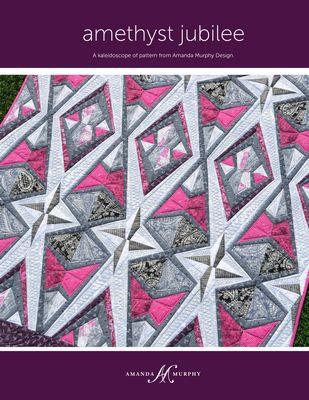 Amethyst Jubilee Pattern by Amanda Murphy