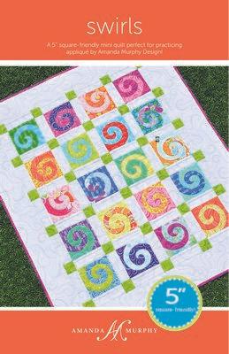 Swirls Pattern by Amanda Murphy