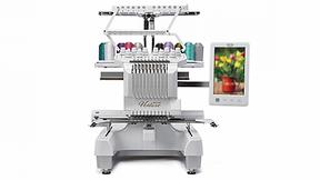 Babylock Venture Multi Needle Embroidery