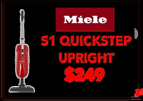 Miele S1 Quickstep Upright