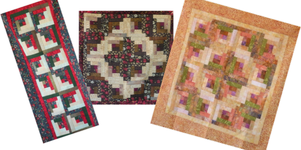 Intermediate Quilting 102 - Next Step on your Quilting Journey