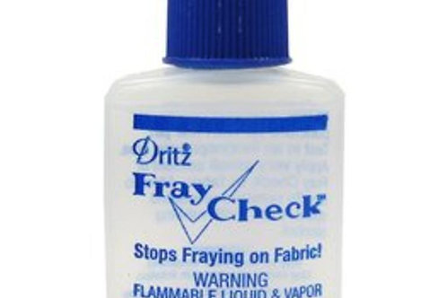 Fray Check