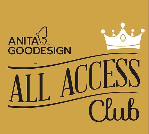 Anita Goodesign All Access Club