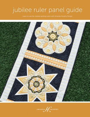 Jubilee Ruler Panel Guide Pattern by Amanda Murphy