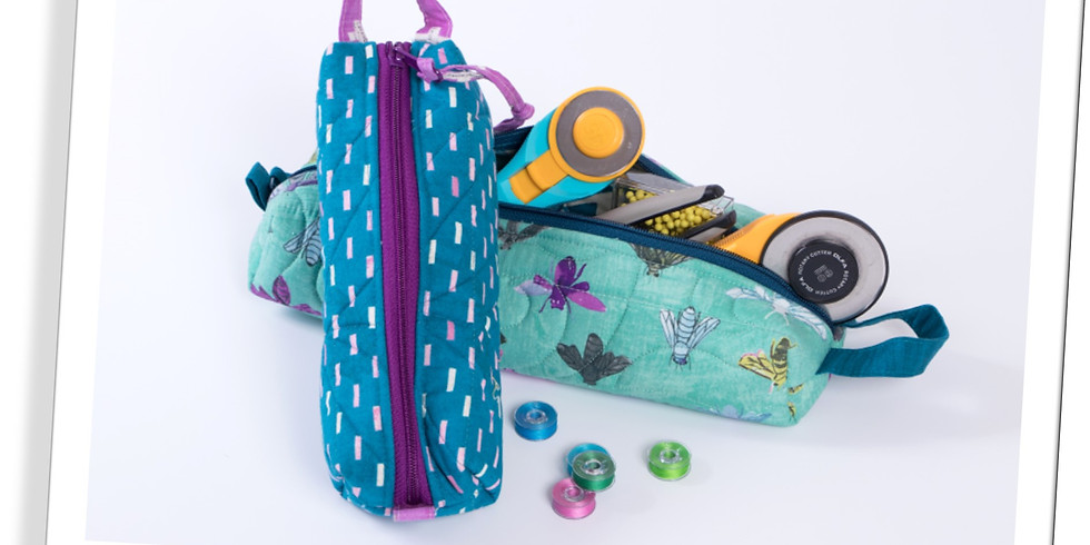 BY ANNIE BAG OF THE MONTH! Quick Zip Cases!