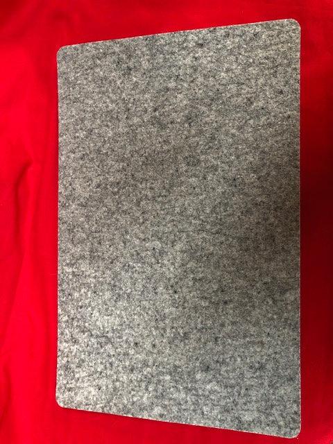 Wool Pressing Pad 12x18in
