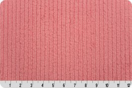 SHANNON CUDDLE LUXE CHENILLE CORAL