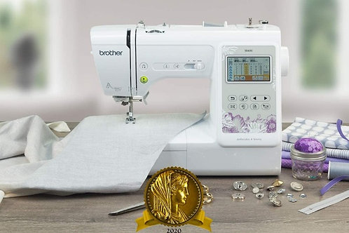 Brother SE600 103Stitch Sewing 4x4 Embroidery Machine