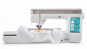 Baby lock Aerial Embroidery & Sewing Machine