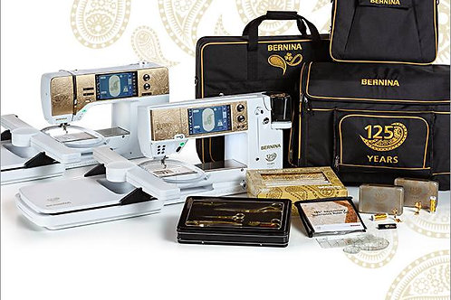 Bernina 880plus & 790plus Anniversary Package