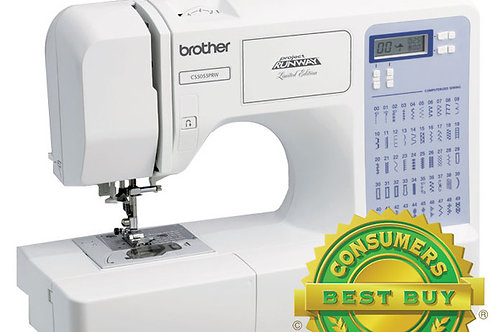 Brother CS5055PRW Project Runway Computer Sewing Machine