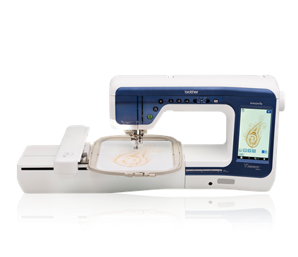 Brother 5200 embroidery machine