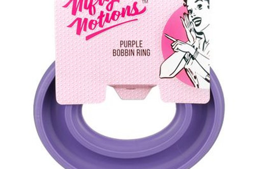 Nifty Notions Purple Bobbin Ring