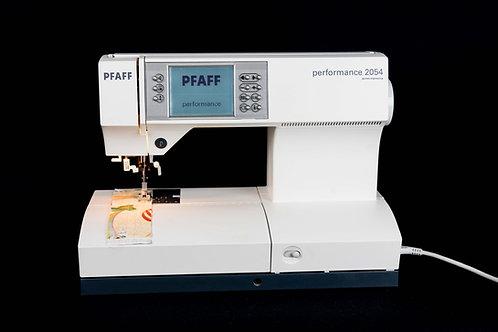 Pfaff performance 2054