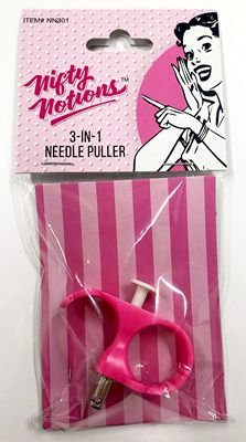 Nifty Notions 3-1 Needle Puller