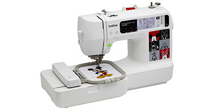 Brother PE540D Embroidery-only Machine