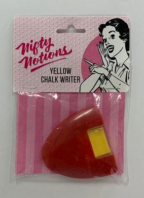 Nifty Notions Chalkwriter Yellow