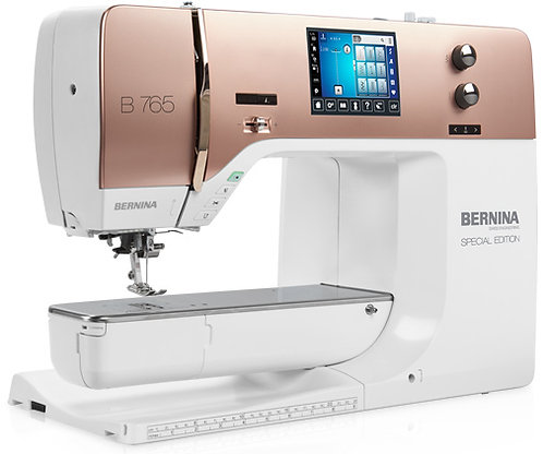 Bernina 765 Rose gold
