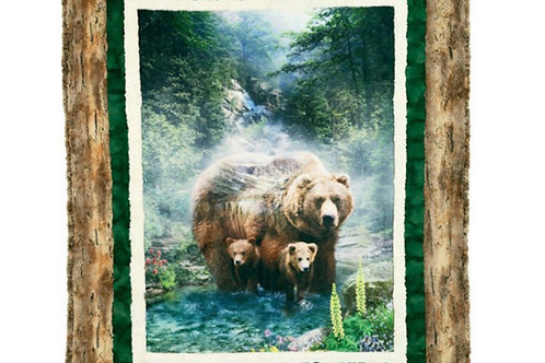 Shannon Cuddle Brother Bear Quilt Kit