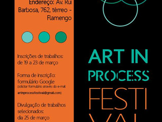 Art In Process Festival, 2018