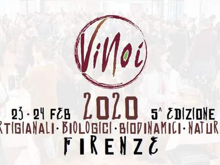 ViNoi 2020 - vini ARTIGIANALI, BIOLOGICI, BIODINAMICI, NATURALI
