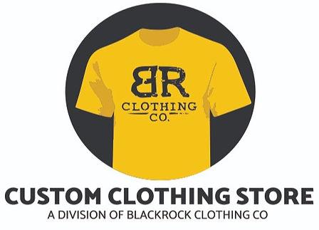 custom clothing by blackrock clothing co
