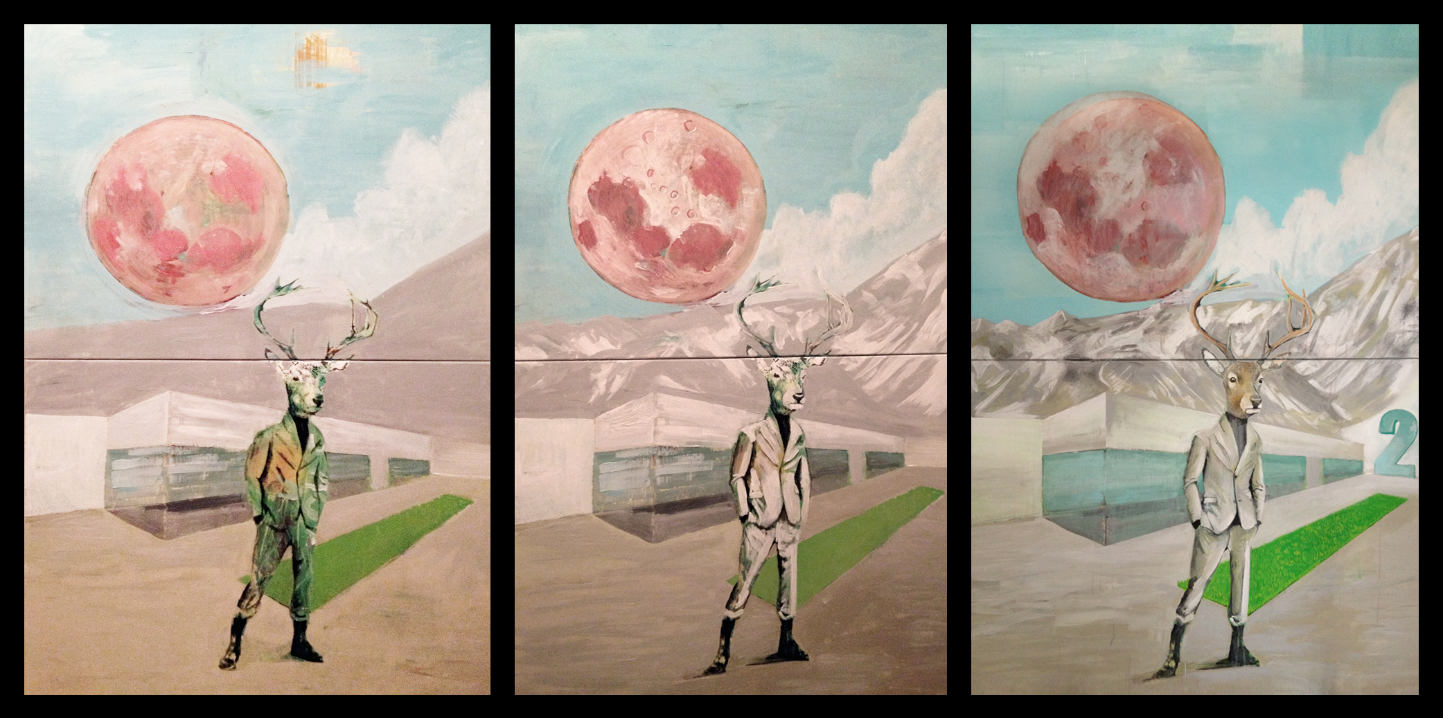 księżyc step