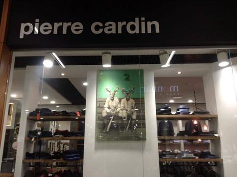 Pierre Cardin shop