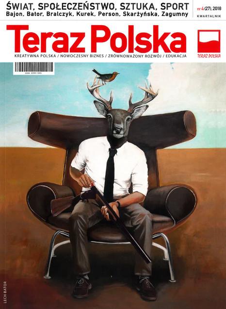 TERAZ POLSKA cover