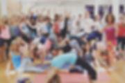 The crew _tryoga_studios _#yoga #yogalov