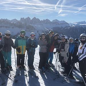 Skiexkursion 2019