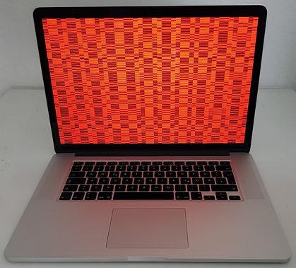 Apple Macbook A1398 2012, 2013 Grafikkarte reparatur
