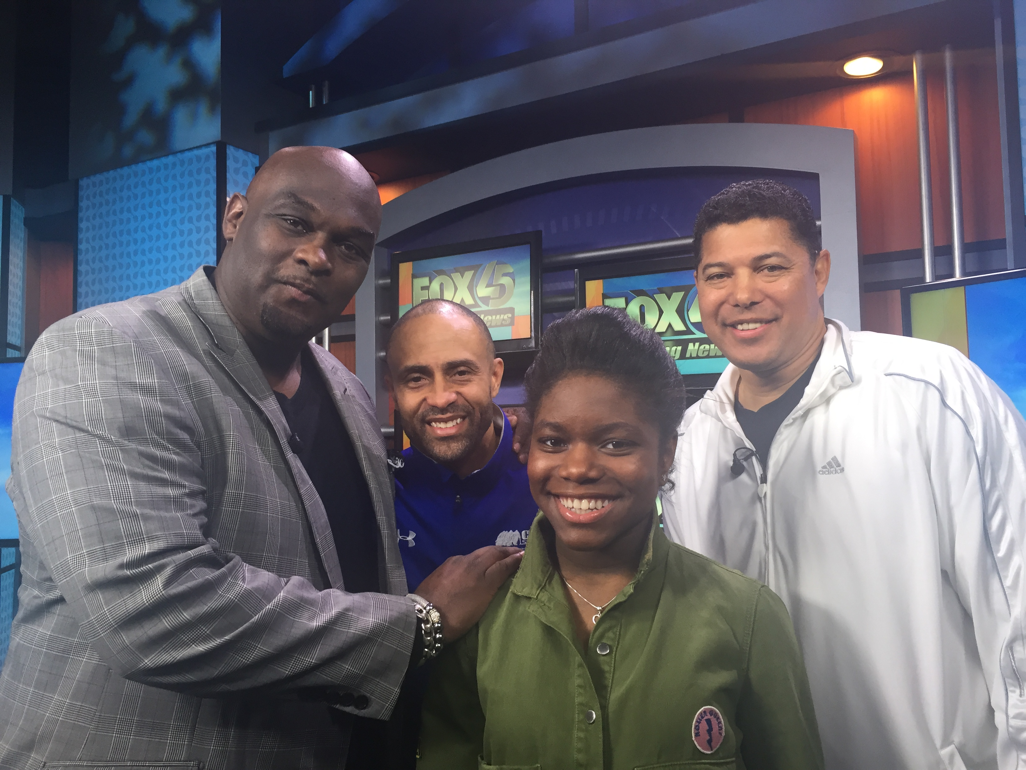 Tommy Ford & Harlem Globe TRotters