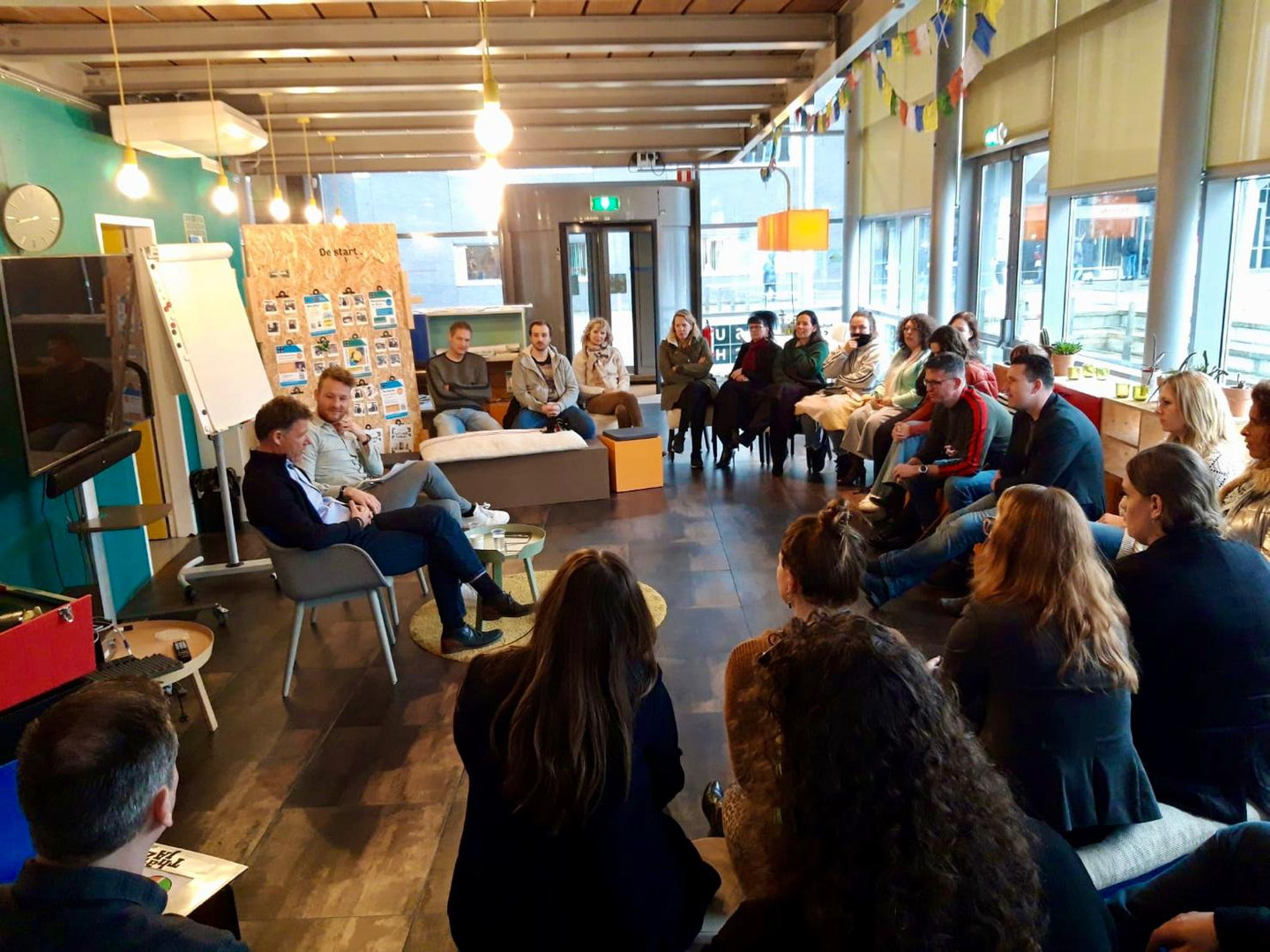 Presentatie Ask me anything