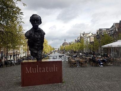Multatuli Standbeeld