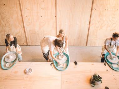 The Pottery Studio