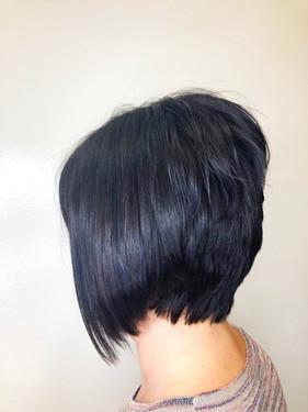 Short hair by Sayuri