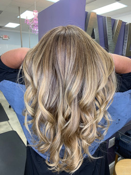 Lush Locks by Arlene