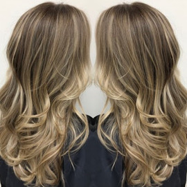 Lovely Highlights by Arlene