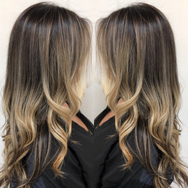 Blended Balayage by Arlene