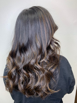 Natural Balayage by Arlene