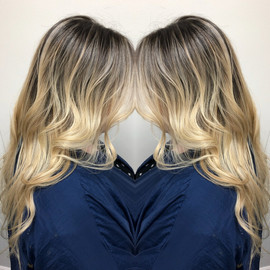 Blonde Bombshell by Arlene