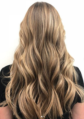 Long Lush Hair by Patricia