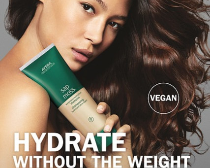 Aveda launched Sap Moss Shampoo & Conditioner
