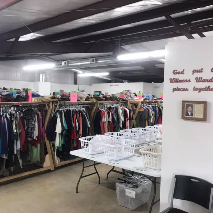 Clothing Giveaway WW