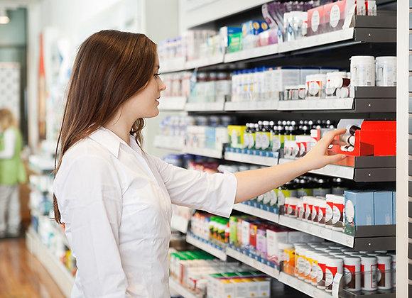 Аптека | финансовая модель бизнес плана