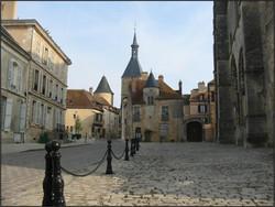 Vues d'Avallon